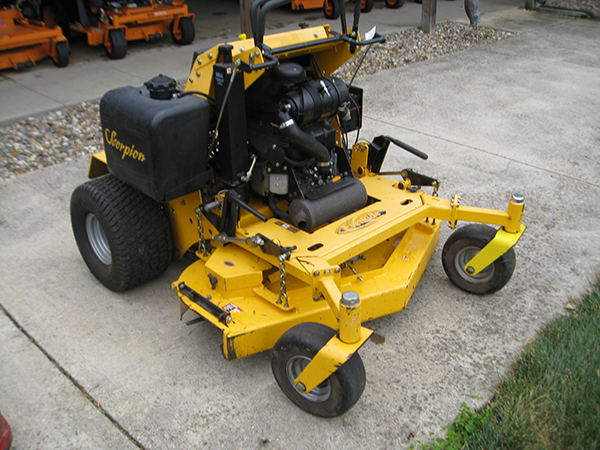 "Everide Scorpion 52"" Stand On Mower"