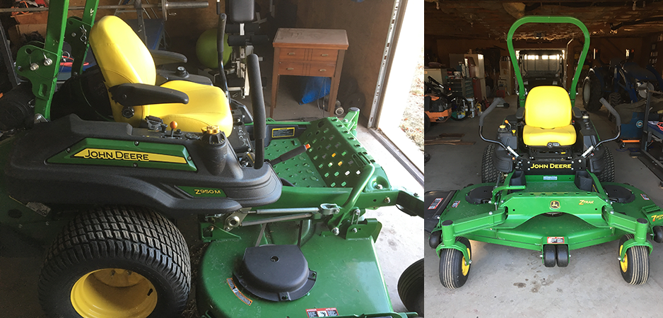 Used John Deere Zero=Turn Mower